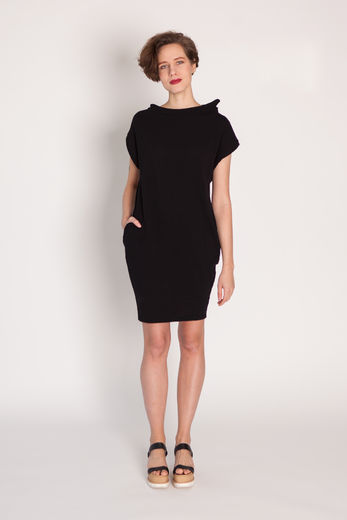 Pisa dress black